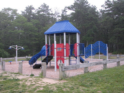 Little Sandy Pond Playground Area