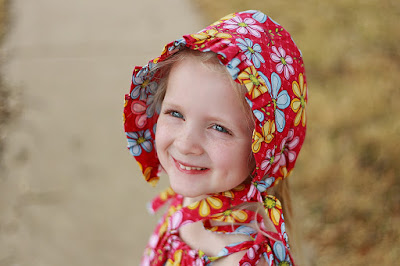 Sun Bonnet Sewing Pattern