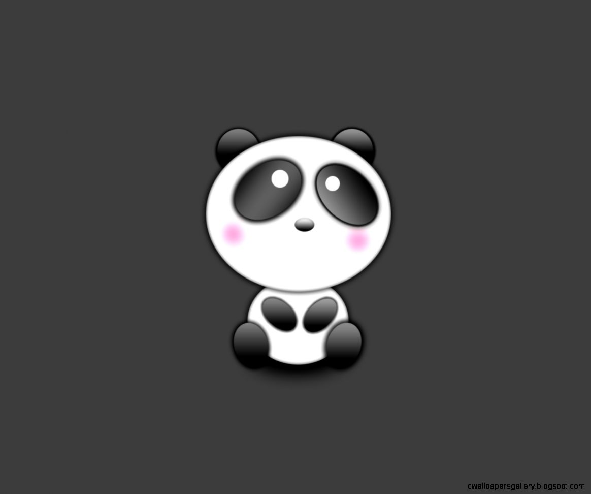 Group Of Cartoon Panda Android