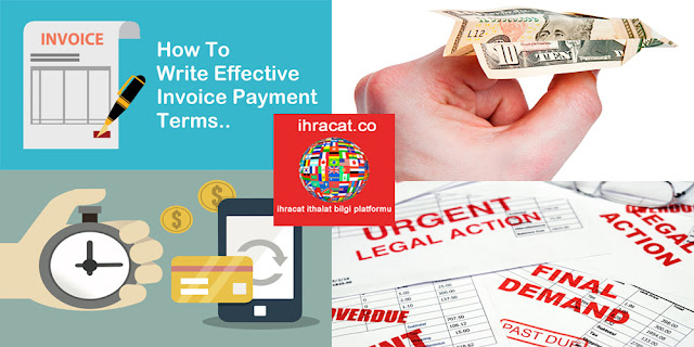 payment term, invoice term