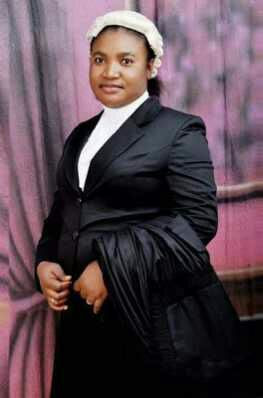 Checkout Photos Of Beautiful Nigerian Lawyer Who's Also A Nun As She Celebrated Her Birthday