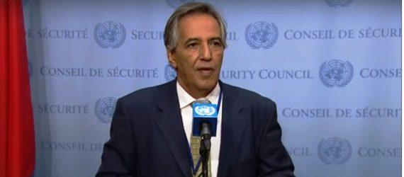 Escalade marocaine dans la zone d'Alguergarat :le représentant du Polisario rencontre le président du Conseil de sécurité