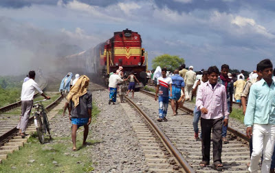 Orignal Trains Accidents
