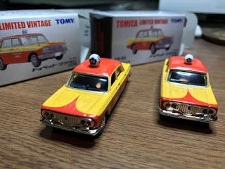 tomica limited vintage variants errors
