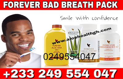 forever-living-products-bad breath-halitosis-forever living bad breath pack