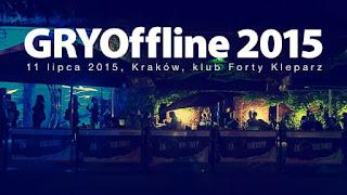 Gry Offline Kraków 2015