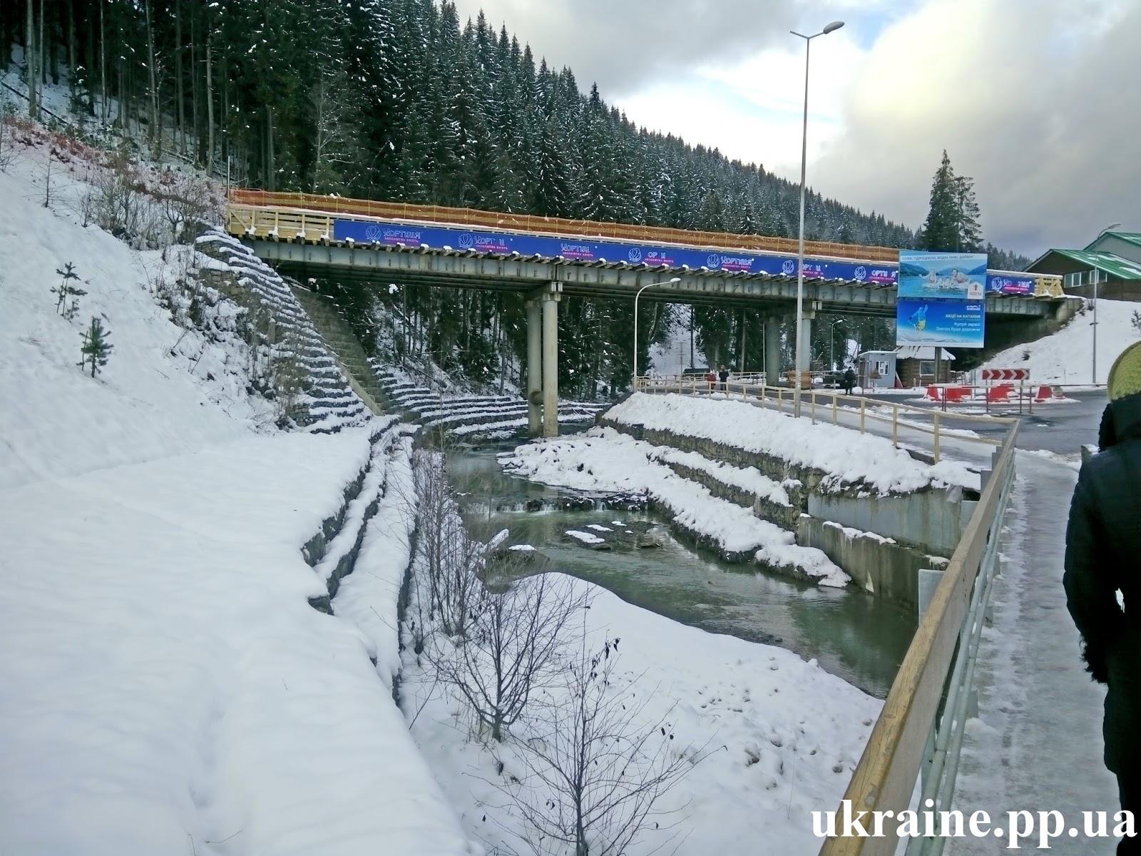 Украина Буковель фото