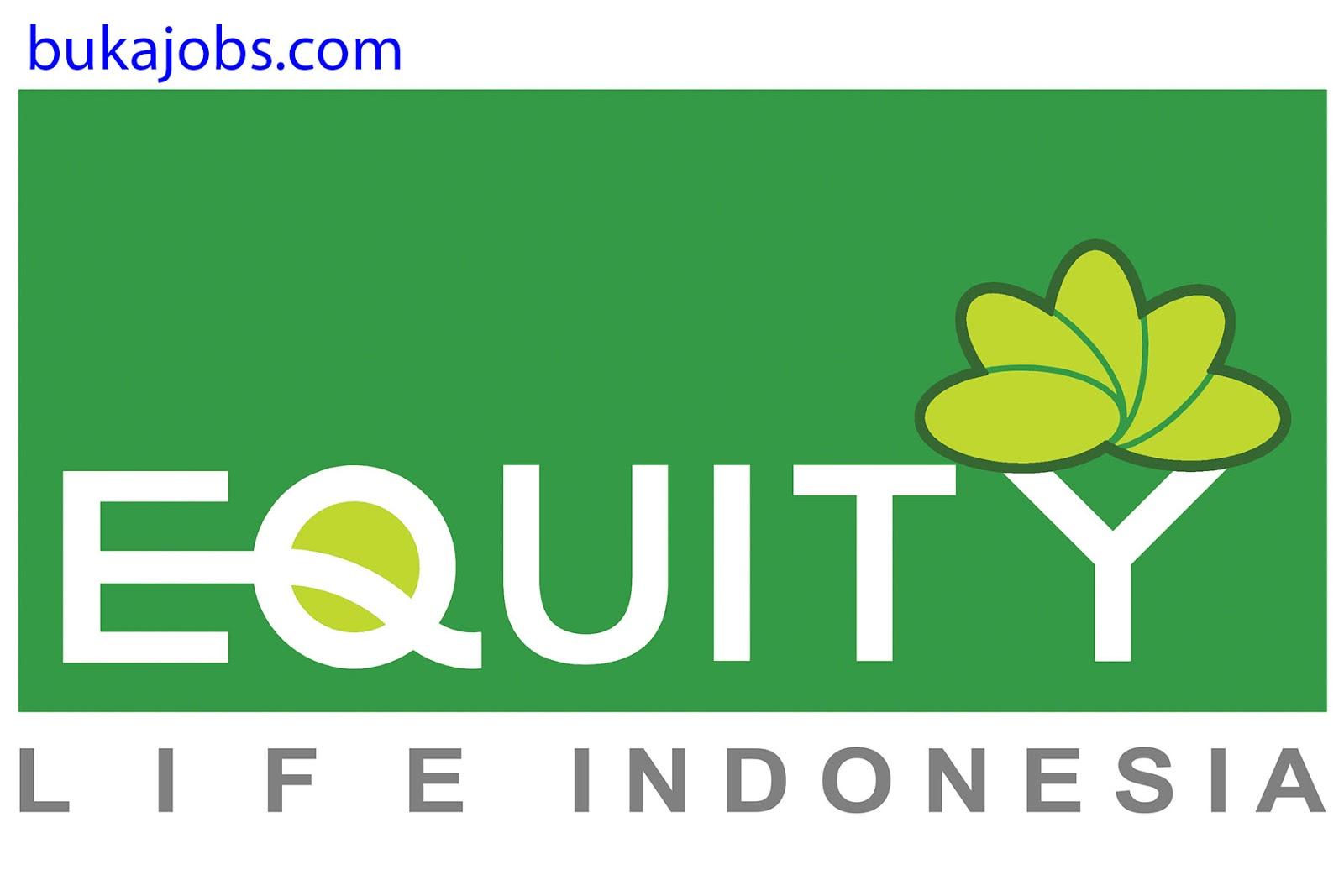 Lowongan Kerja PT Equity Life Indonesia 2019