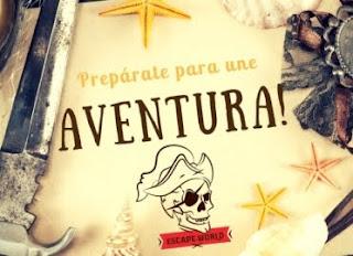 "Escape World Barcelona ""Aventura de Piratas"" (Barcelona)"