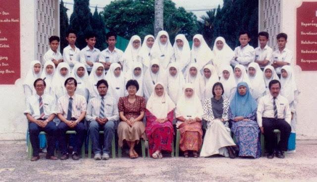 Kelas 4 Baiduri, SMK Sri Perhentian Pontian