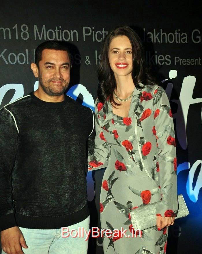 Aamir Khan, Kalki Koechlin, Hot Pics of Kalki Koechlin At Launch Of  'Margarita With A Straw'