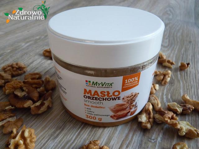 MyVita - Masło orzechowe smooth 1000 g