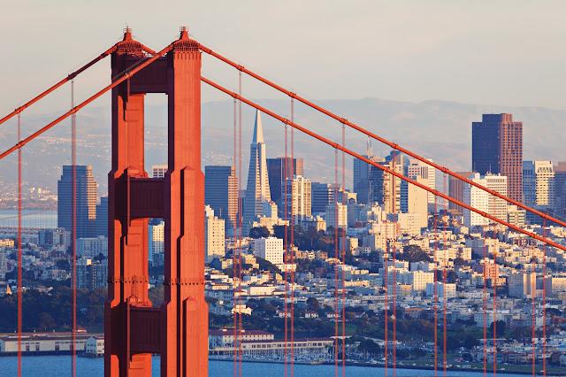 5 lugares que gostaria de conhecer- SAN FRANCISCO