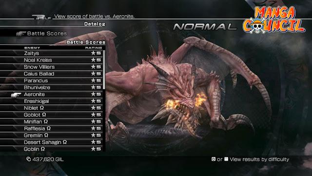 Lightning Returns Final Fantasy XIII Save Game c