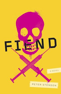 Guest Blog by Peter Stenson, author of Fiend - June 10, 2013