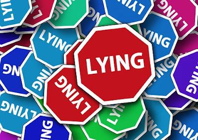 cara berbohong demi keamanan