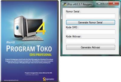 Cara crack program toko ipos 33