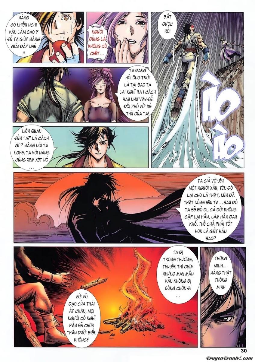 Lục Đạo Thiên Thư chap 19 - Trang 29