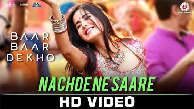 Katrina Kaif in 'Nachde Ne Saare Song'