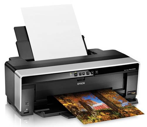 Epson Stylus Photo R2000 Driver Download