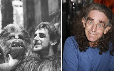 Peter Mayhew como Chewbacca