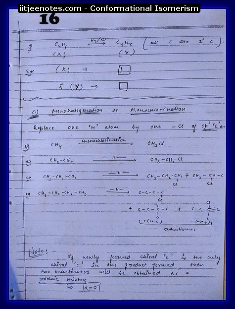 Conformational Isomerism Notes6