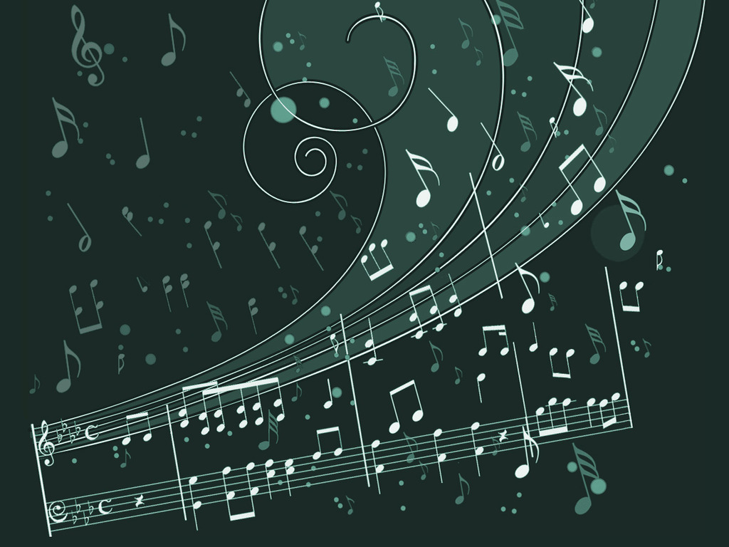 Music Backgrounds Music Desktop Background Free Premium: Music Wallpaper: Music Notes Wallpapers