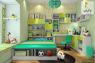 Modern Children's Rooms 16