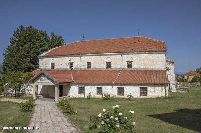 St. George church - Capari village - Bitola Municipality