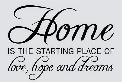 Home Is Not Where You Live Are Most Comfortable It Surrounded By People Who Love And Care About