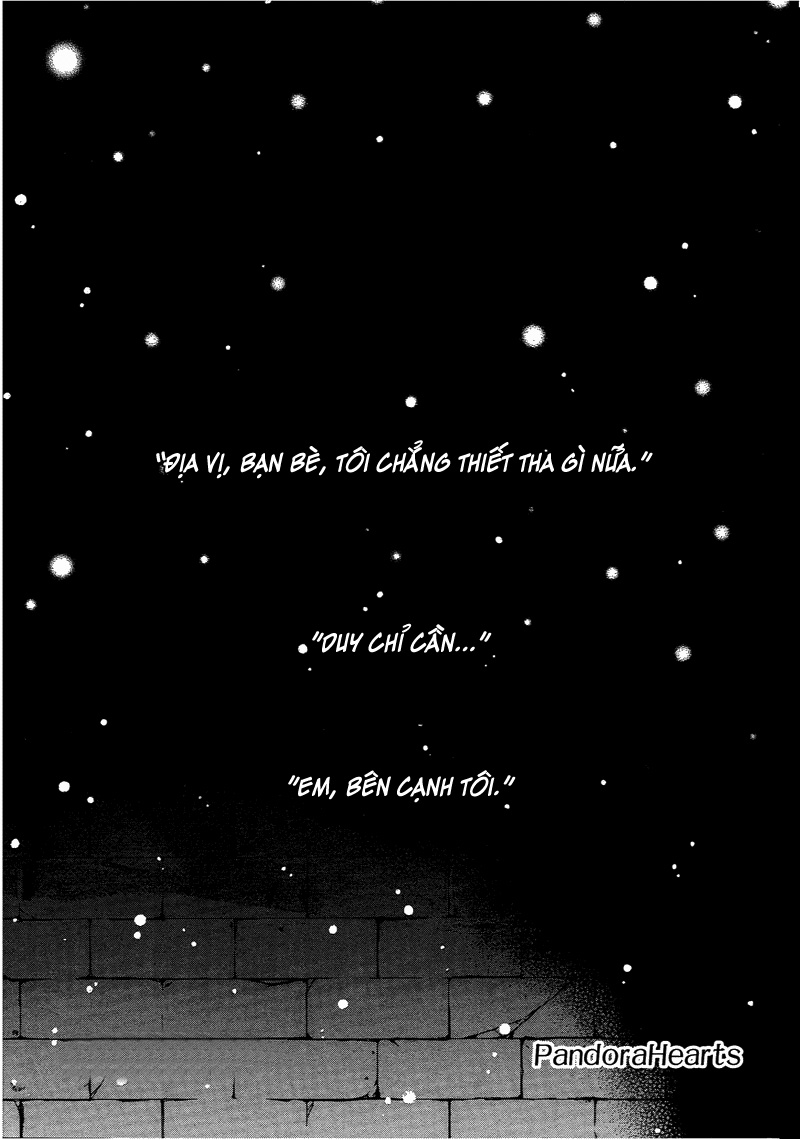Pandora Hearts chương 065 - retrace: lxv collapse trang 1