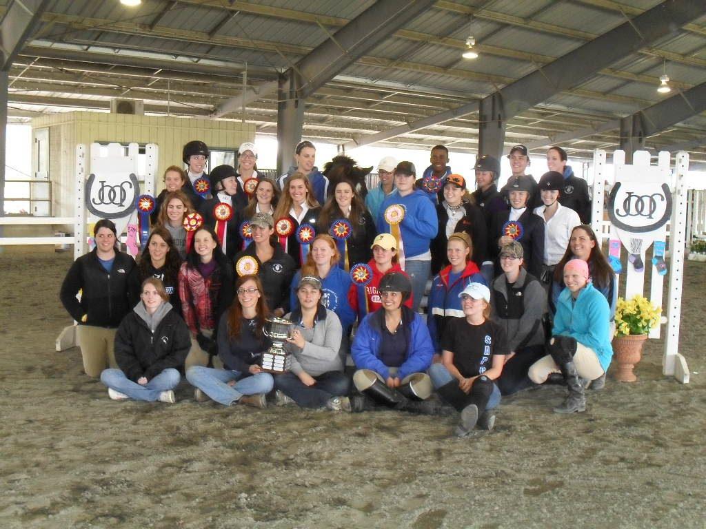 One Equestrian S Journey Ihsa Hunter Seat Regionals