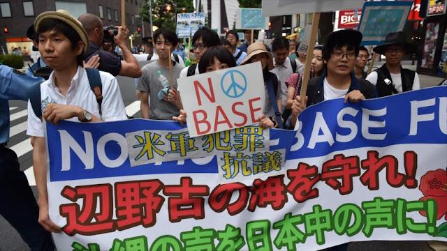 Japón y Filipinas dicen NO a la presencia militar de EEUU en sus territorios