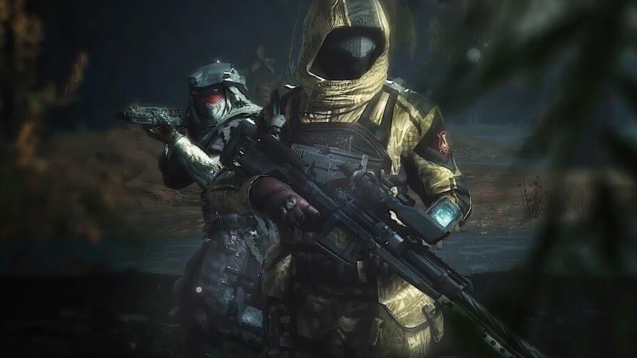 Call Of Duty Mobile Yellow Snake Phantom Skin 4k Wallpaper 7 1231