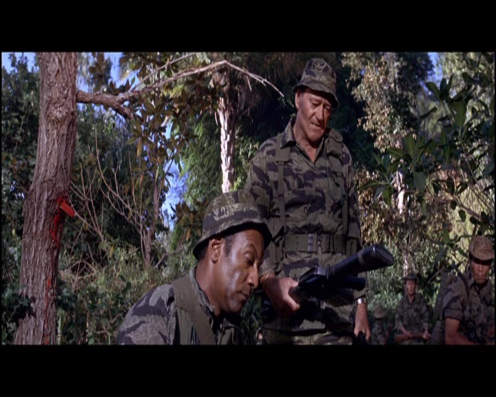 """Crítica de """"Boinas Verdes"""" (John Wayne 7a9defea63f"""