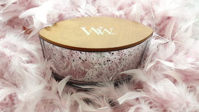 avis Warm Wool de Woodwick