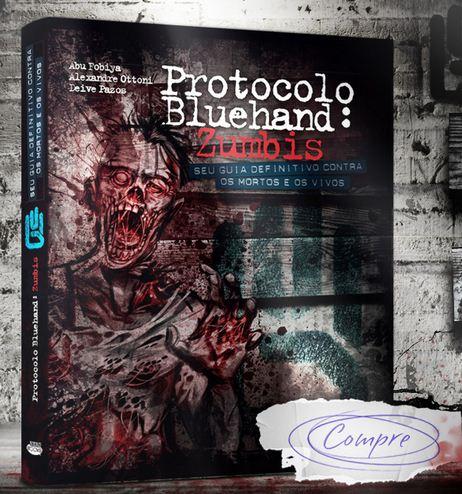 do livro protocolo bluehand zumbis