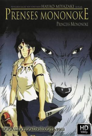 La Princesa Mononoke [1080p] [Latino-Japones] [MEGA]