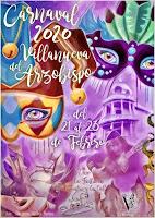Villanueva del Arzobispo - Carnaval 2020 - Juan Antonio Martínez Martínez