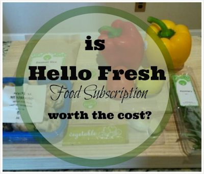 food subscription service