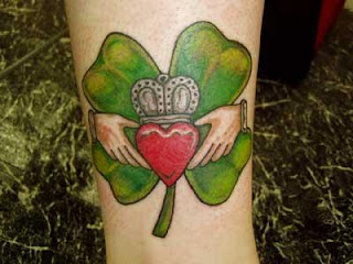 Leaf Clover Tattoo Leaf Clover Tattoo Designs Tattoo Tattoos