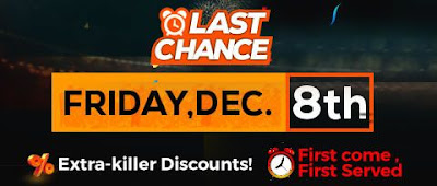 Jumia Black Friday - LAST CHANCE Friday 8th December