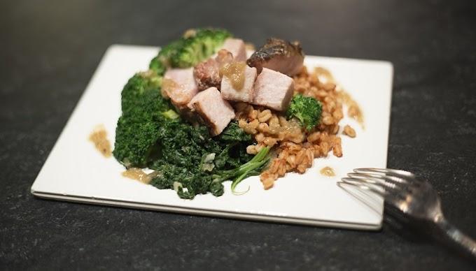 Hasta ve diyet yemekleri yaparak kazanç sağlayın