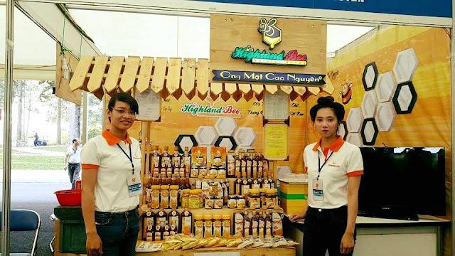 Mật ong nguyên chất mua ở đâu giá bao nhiêu tại Tp Hồ Chí Minh?