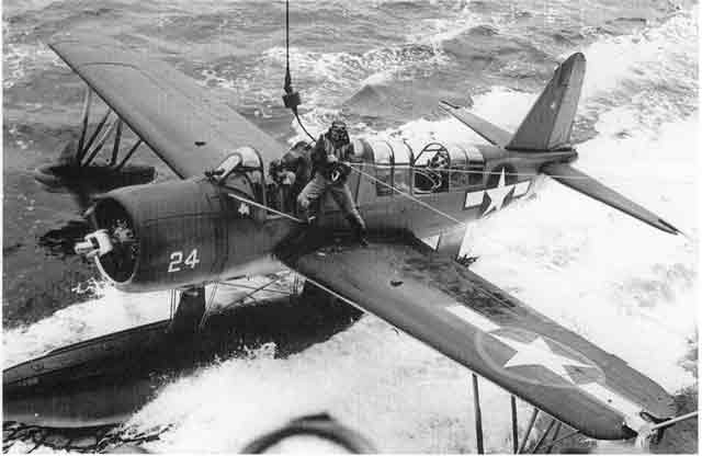 Vought Kingfisher that crashed on 12 October 1941 worldwartwo.filminspector.com