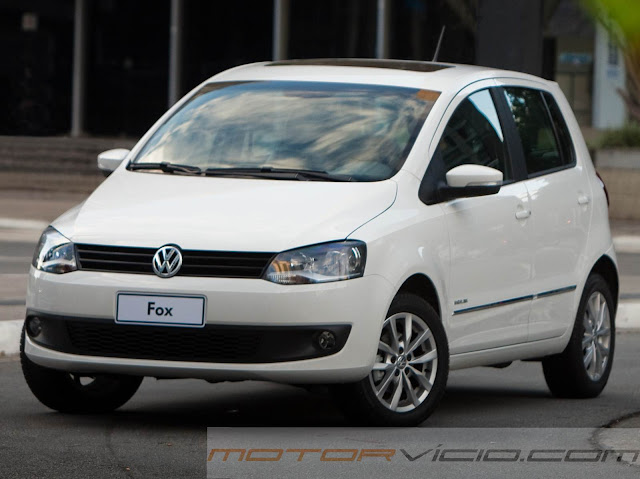 Volkswagen Fox Highline 2014