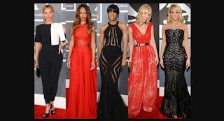 famous grammy dresses