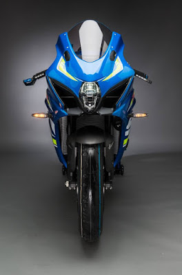Suzuki GSX-R 1000 2017 Made By Lightech