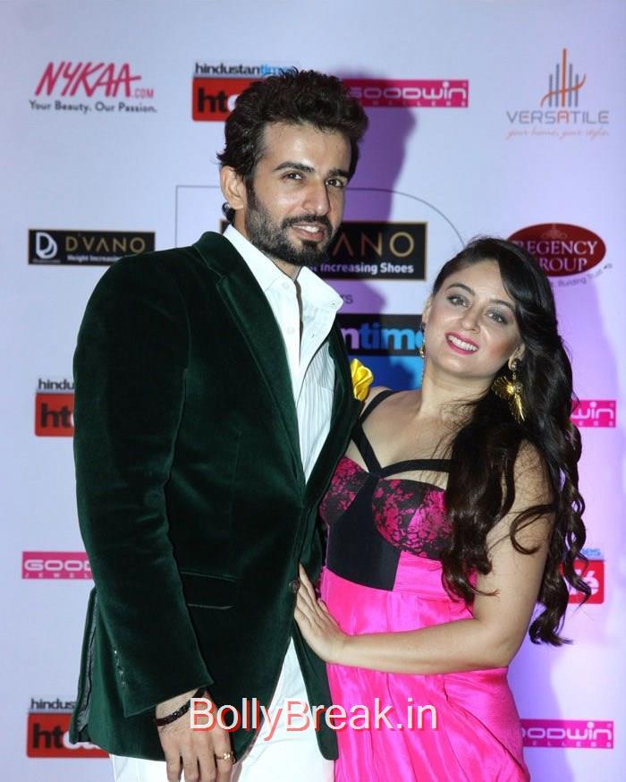 Jay Bhanushali, Mahii Vij, Mumbai's Most Stylish Awards 2015 Full Photo Gallery