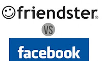 Facebook Vs Friendster
